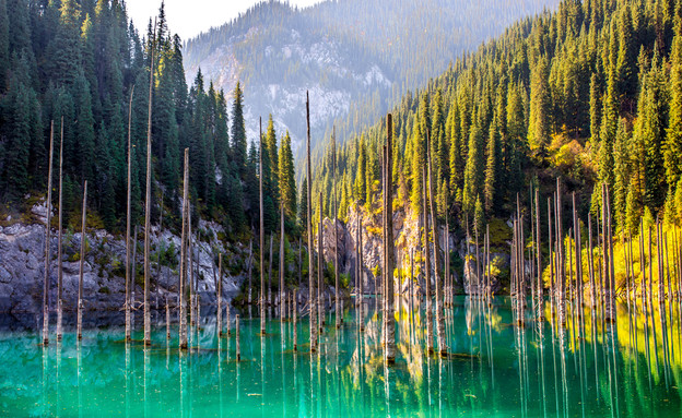 אגם קיינדי (צילום: Shutterstock - Vera Larina)