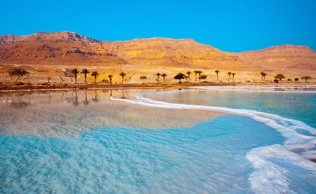 ים המלח (צילום: Shutterstock - vvvita)