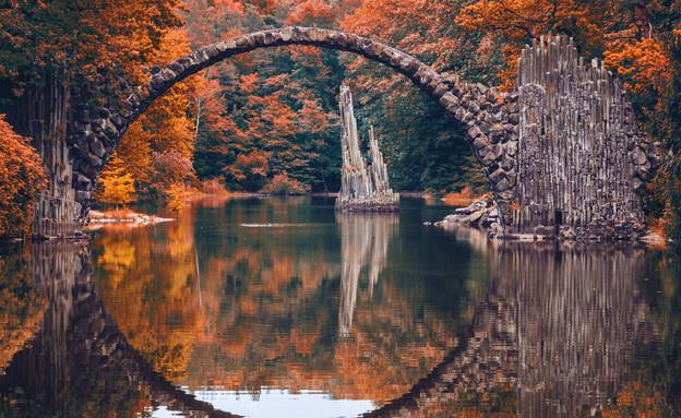 גשר השטן (צילום: Shutterstock - DaLiu)