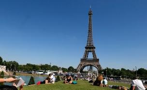 חלק הנוף הפריזאי (צילום: רויטרס, חדשות)