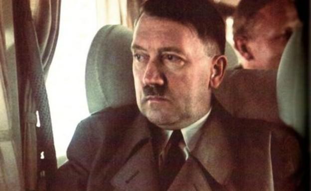 היטלר (צילום: HistoryToLearn, twitter)
