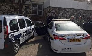 משטרה (צילום: חדשות)
