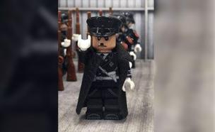 """""""היטלר"""" מלגו שהוצע למכירה (צילום: חדשות)"""