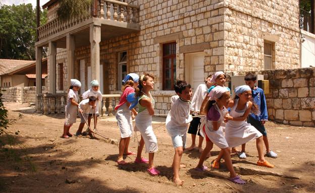 ילדי חורשים - מפה ומצה (צילום: באדיבות עין שמר)
