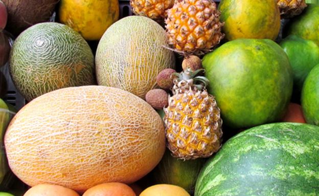 אישה במצב קשה בגלל דיאטת מיצים (צילום: Emanuel Kaplinsky, 123rf.com, חדשות)