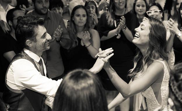 אלבום החתונה של דקלה ואלון (צילום: אפרת ציון, יחסי ציבור)