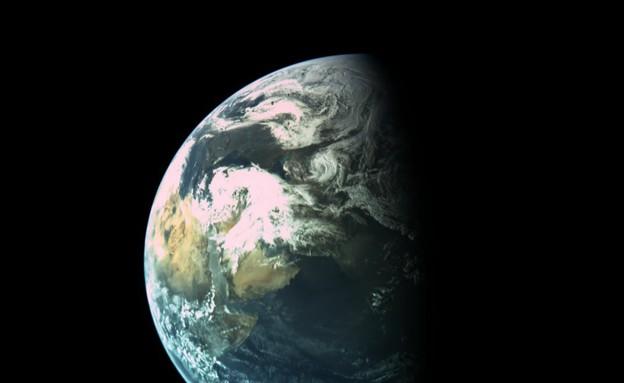 כדור הארץ  (צילום: ברשאית)