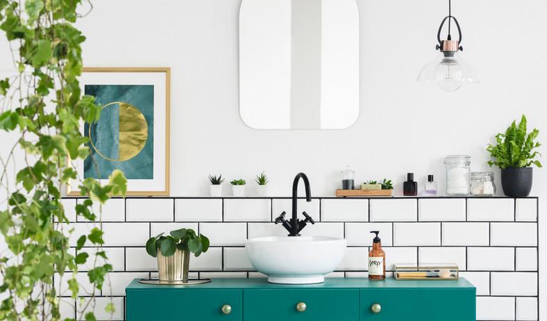 חדר רחצה (צילום: Photographee.eu / Shutterstock)