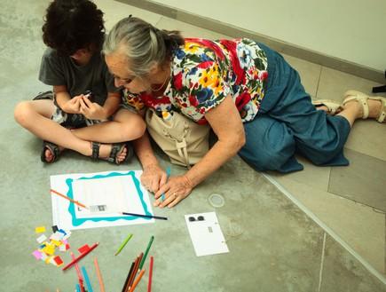 פעילויות לכל המשפחה במוזיאון תל אביב לאמנות