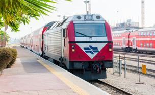 רכבת ישראל (אילוסטרציה: YKD / Shutterstock.com)