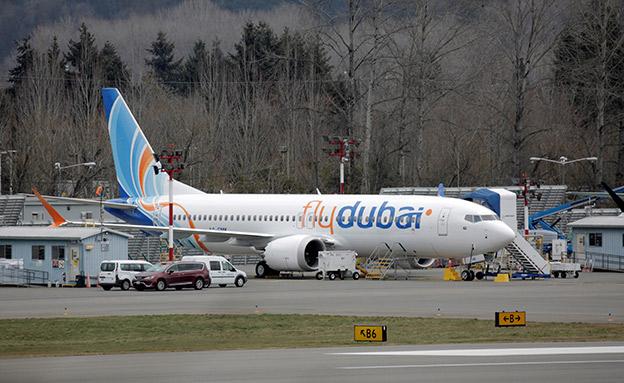 מטוס מדגם 737 מקס של בואינג (צילום: רויטרס, חדשות)