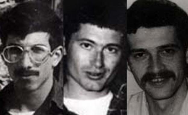 """שניים עדיין נעדרים: כץ, פלדמן ובאומל (צילום: דו""""צ, חדשות)"""