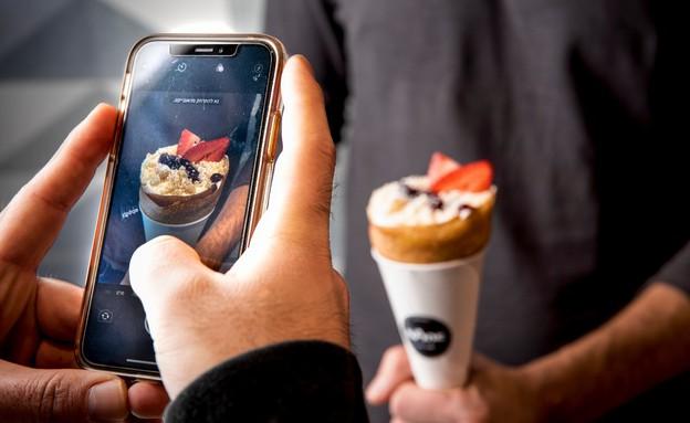 ארהל'ה קרפ גלידה  (צילום: תמיר שבתאי. פיוז'ן סטודיו, יחסי ציבור)