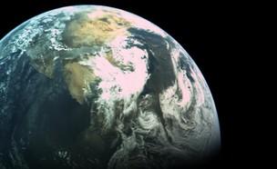 המסע של בראשית אל הירח (צילום: בראשית)