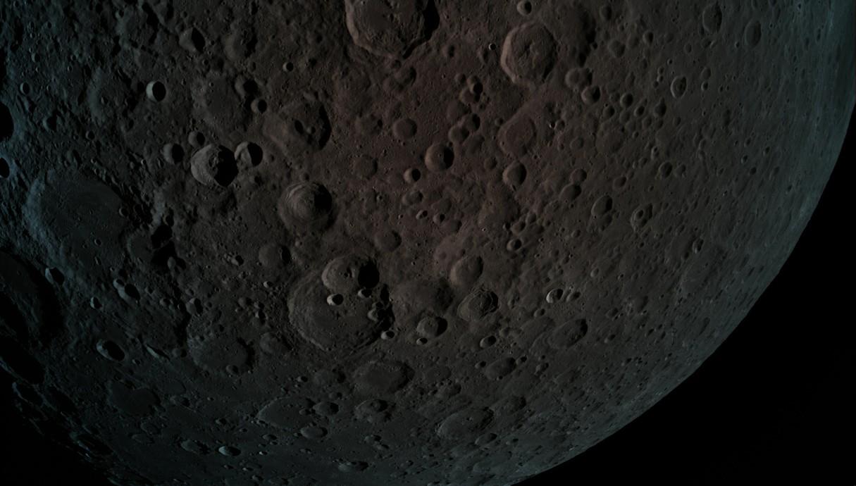 המסע של בראשית אל הירח