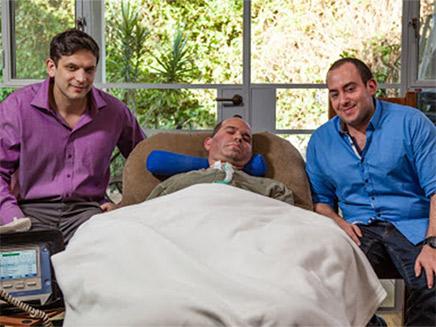 שלושת המייסדים של eyecontrol