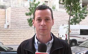 """48 שעות לבחירות: עמית סגל מפרשן (צילום: מתוך """"חדשות הבוקר"""" , קשת 12)"""