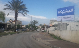 כך נראית הדילמה של ערביי ישראל (צילום: משרד פרסום סקטורס אל בוסתאני, חדשות)