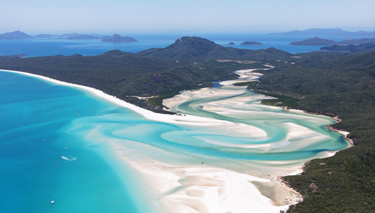 חוף גן העדן הלבן