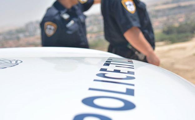אילוסטרציה (צילום: חטיבת דוברות המשטרה, חדשות)
