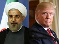 פסגת טראמפ-רוחאני? הדרך לנובל עוברת בטהרן