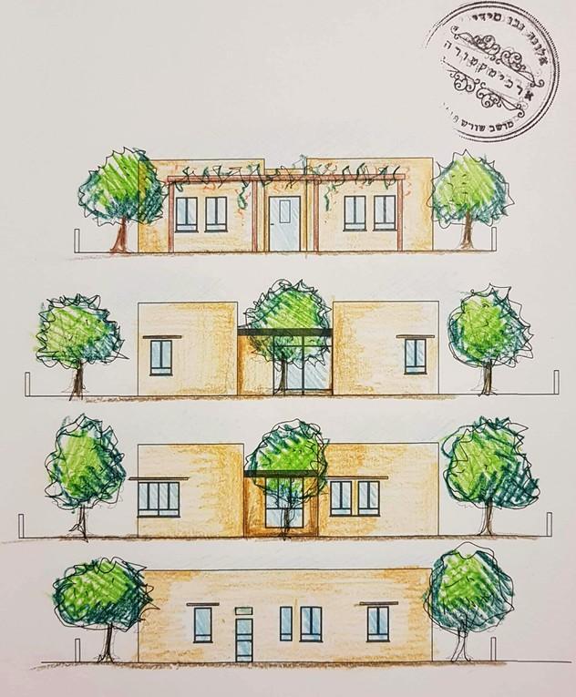 בית בעמק חפר, ג, עיצוב אלונה סידי נבו - 1