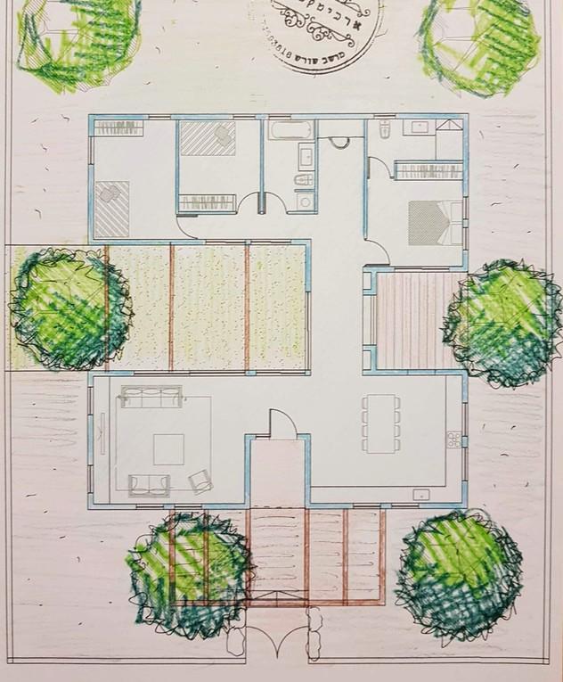 בית בעמק חפר, ג, עיצוב אלונה סידי נבו - 2