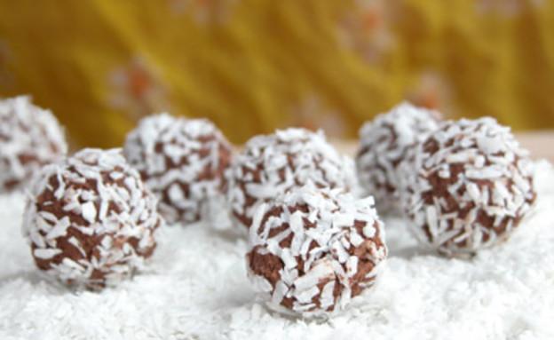 כדורי שוקולד מהממים (צילום: Monika Adamczyk, Istock)