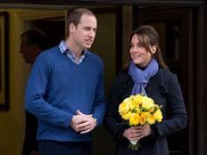 וויליאם וקייט בימים טובים יותר (צילום: AP, חדשות)