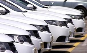 8.5% מהשכירים מקבלים רכב (צילום: חדשות 2)