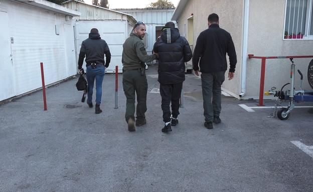 משטרה (צילום: באדיבות המשטרה)