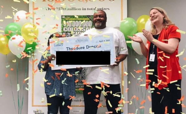 הזוכה מהזבל (צילום: צילום מסך: debate.com.mx)