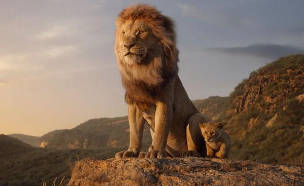 מלך האריות, טריילר חדש (צילום: Disney)
