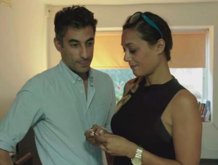 דקלה ואלון, חתונה ממבט ראשון (צילום: קשת 12)