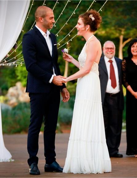 חתונה ממבט ראשון צוקית אשכולי (צילום: יוסי קרסו)
