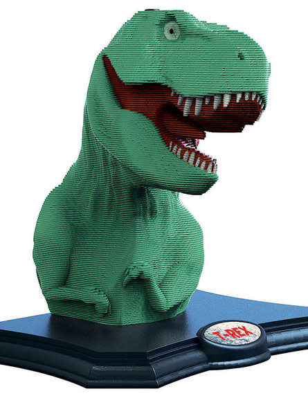 פאזל דינוזאור (צילום: פאזלנד)