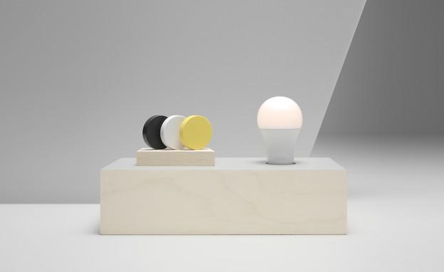 תאורה חכמה איקאה (צילום: Inter ikea systems)