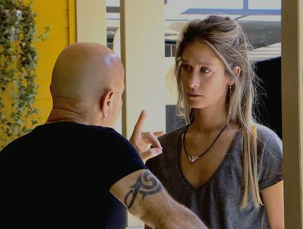 ג'ו מודיע לנטע שהוא לא מיסה אותה