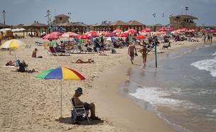 ממחר: המצילים חוזרים לחופים (צילום: פלאש 90 מרים אלסטר, חדשות)