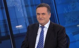 שר  התחבורה ישראל כץ (צילום: החדשות)