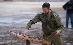 """נבחרת המילואים של ישראל (צילום: דובר צה""""ל )"""