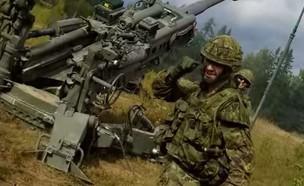 הסרטון הוויראלי של התותח (צילום: liveleak)