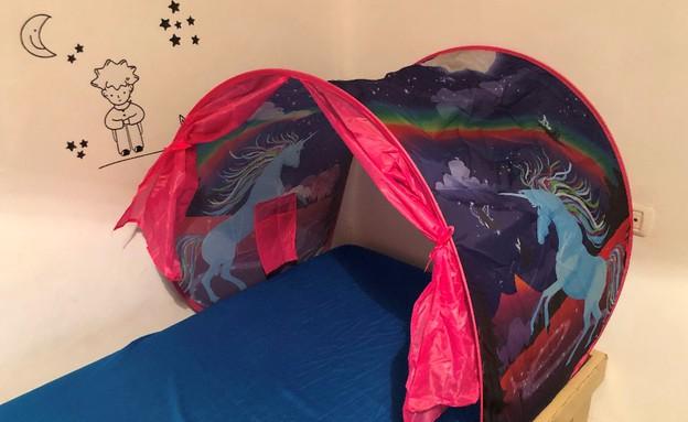אוהל חלומות עידן 2000 (צילום: ארקדי דייץ)