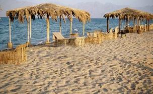 חופי סיני - מלאים בפסח (צילום: חדשות 2)