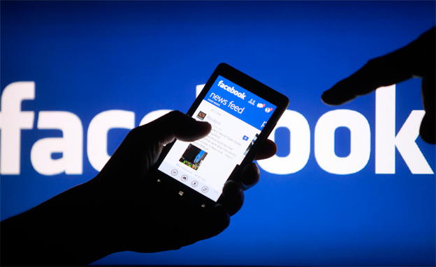 פייסבוק ,פלאפון,איפון (צילום: רויטרס, חדשות)