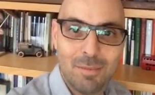אלדד יניב הגיב בסרטון משלו (צילום: חדשות)