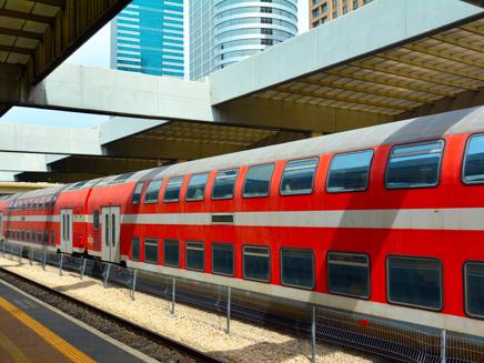 שוב שיבושים ברכבת ישראל