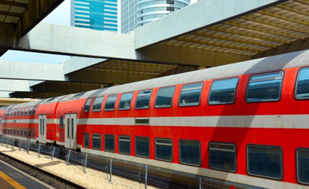 שוב שיבושים ברכבת ישראל (צילום: 123 FR, חדשות)