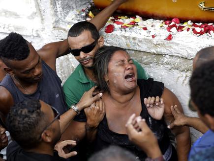 הרצח בברזיל, אפריל 19