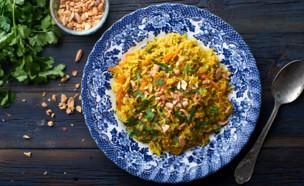 אורז ביריאני (צילום: נמרוד סונדרס, אוכל טוב)